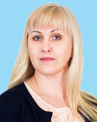 Ларионова Надежда<br>Степановна