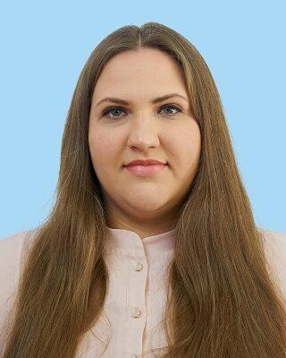 Акулович Александра<br>Андреевна